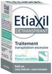 Acheter Etiaxil Aisselles Détranspirant peau sensibles Roll-on/15ml à  JOUÉ-LÈS-TOURS