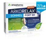 Acheter Arkorelax Sommeil Fort 8H Comprimés B/15 à  JOUÉ-LÈS-TOURS