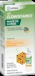 Acheter LES ELEMENTAIRES Solution buccale maux de gorge adulte 30ml à  JOUÉ-LÈS-TOURS