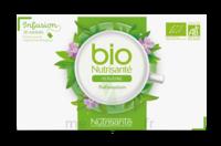 Nutrisanté Infusions Bio Tisane Verveine 20 Sachets à  JOUÉ-LÈS-TOURS