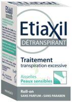 Etiaxil Aisselles Détranspirant peau sensibles Roll-on/15ml à  JOUÉ-LÈS-TOURS