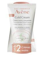 Avène Eau Thermale Cold Cream Duo Crème Mains 2x50ml à  JOUÉ-LÈS-TOURS