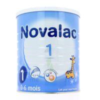 NOVALAC 1 Lait en poudre 1er âge B/800g à  JOUÉ-LÈS-TOURS
