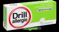 Drill 10 Mg Comprimés à Sucer Allergie Cétirizine Plq/7 à  JOUÉ-LÈS-TOURS