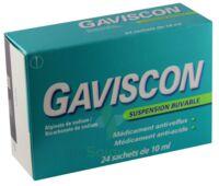 GAVISCON, suspension buvable en sachet à  JOUÉ-LÈS-TOURS
