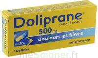 DOLIPRANE 500 mg Gélules B/16 à  JOUÉ-LÈS-TOURS