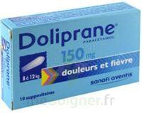DOLIPRANE 150 mg Suppositoires 2Plq/5 (10) à  JOUÉ-LÈS-TOURS