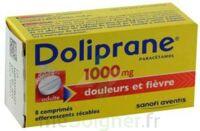 DOLIPRANE 1000 mg Comprimés effervescents sécables T/8 à  JOUÉ-LÈS-TOURS