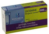 DIOSMINE BIOGARAN CONSEIL 600 mg, comprimé pelliculé à  JOUÉ-LÈS-TOURS
