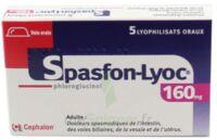 SPASFON LYOC 160 mg, lyophilisat oral à  JOUÉ-LÈS-TOURS