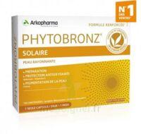 Phytobronz Solaire Caps Tous Types De Peaux B/30 à  JOUÉ-LÈS-TOURS