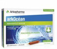 Arkocean Magnesium Marin Solution buvable caramel 20 Ampoules/10ml à  JOUÉ-LÈS-TOURS
