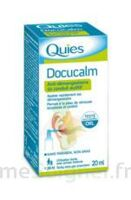 QUIES DOCUCALM ANTIDEMANGEAISONS DU CONDUIT AUDITIF, spray 20 ml à  JOUÉ-LÈS-TOURS