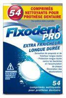 Fixodent Pro Comprimés Nettoyant Fraîcheur Longue Durée Pour Prothèse Dentaire B/54 à  JOUÉ-LÈS-TOURS