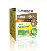 Arkoroyal 100% Gelée royale bio Gelée Pot/40g à  JOUÉ-LÈS-TOURS