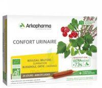 Arkofluide Bio Ultraextract Solution buvable confort urinaire 20 Ampoules/10ml à  JOUÉ-LÈS-TOURS