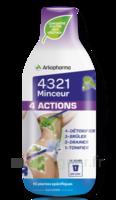 4321 Minceur 4 Actions Solution buvable Fl/280ml à  JOUÉ-LÈS-TOURS