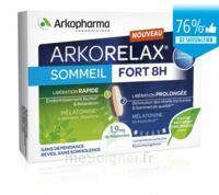 Arkorelax Sommeil Fort 8H Comprimés B/15 à  JOUÉ-LÈS-TOURS