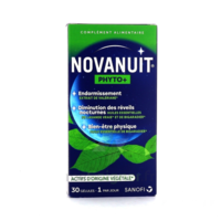 Novanuit Phyto+ Comprimés B/30 à  JOUÉ-LÈS-TOURS