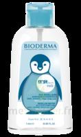 ABCDerm H2O Solution sans rinçage nettoyante bébé Fl pompe/1L à  JOUÉ-LÈS-TOURS