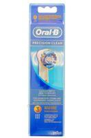 Brossette De Rechange Oral-b Precision Clean X 3 à  JOUÉ-LÈS-TOURS
