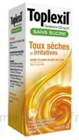 TOPLEXIL 0,33 mg/ml sans sucre solution buvable 150ml à  JOUÉ-LÈS-TOURS