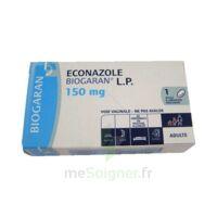 ECONAZOLE BIOGARAN L.P. 150 mg, ovule à libération prolongée à  JOUÉ-LÈS-TOURS