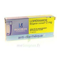 LOPERAMIDE BIOGARAN CONSEIL 2 mg, gélule à  JOUÉ-LÈS-TOURS