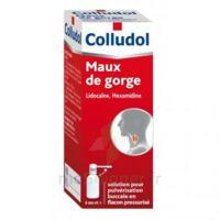 COLLUDOL Solution pour pulvérisation buccale en flacon pressurisé Fl/30 ml + embout buccal à  JOUÉ-LÈS-TOURS
