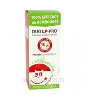 Duo LP-Pro Lotion radicale poux et lentes 150ml à  JOUÉ-LÈS-TOURS