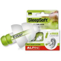 Bouchons d'oreille SleepSoft ALPINE à  JOUÉ-LÈS-TOURS