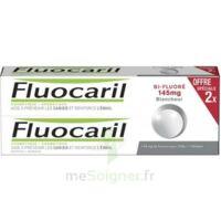 Fluocaril Bi-Fluoré 145 mg Pâte dentifrice blancheur 2*75ml à  JOUÉ-LÈS-TOURS