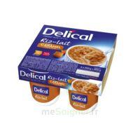 DELICAL RIZ AU LAIT Nutriment caramel pointe de sel 4Pots/200g à  JOUÉ-LÈS-TOURS
