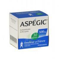 ASPEGIC 500 mg, poudre pour solution buvable en sachet-dose 30 à  JOUÉ-LÈS-TOURS