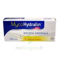 Mycohydralin 500 Mg, Comprimé Vaginal à  JOUÉ-LÈS-TOURS