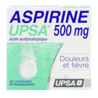 ASPIRINE UPSA 500 mg, comprimé effervescent à  JOUÉ-LÈS-TOURS