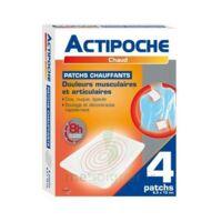 Actipoche Patch chauffant douleurs musculaires B/4 à  JOUÉ-LÈS-TOURS