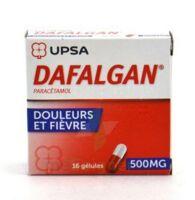 DAFALGAN 500 mg Gélules 2plq/8 (16) à  JOUÉ-LÈS-TOURS