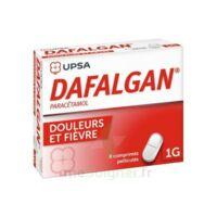 DAFALGAN 1000 mg Comprimés pelliculés Plq/8 à  JOUÉ-LÈS-TOURS