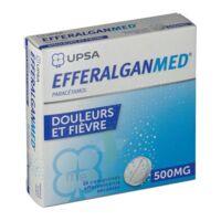 EFFERALGANMED 500 mg, comprimé effervescent sécable à  JOUÉ-LÈS-TOURS