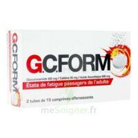 GCFORM, comprimé effervescent à  JOUÉ-LÈS-TOURS