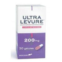 ULTRA-LEVURE 200 mg Gélules Fl/30 à  JOUÉ-LÈS-TOURS
