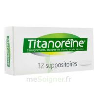 TITANOREINE Suppositoires B/12 à  JOUÉ-LÈS-TOURS