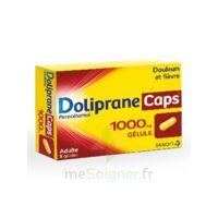 DOLIPRANECAPS 1000 mg Gélules Plq/8 à  JOUÉ-LÈS-TOURS