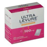 ULTRA-LEVURE 100 mg Poudre pour suspension buvable en sachet B/20 à  JOUÉ-LÈS-TOURS