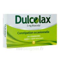 DULCOLAX 5 mg Comprimés enrobés gastro-résistants Plq/30 à  JOUÉ-LÈS-TOURS
