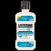 Listerine Professionnel Bain bouche traitement sensibilité 500ml à  JOUÉ-LÈS-TOURS