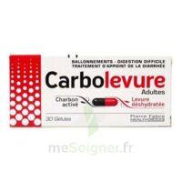 CARBOLEVURE Gélules adulte Plq/30 à  JOUÉ-LÈS-TOURS
