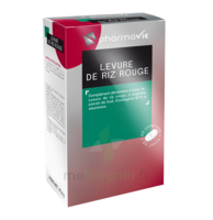 PHARMAVIE LEVURE DE RIZ ROUGE lot de 3 x 60 comprimés à  JOUÉ-LÈS-TOURS