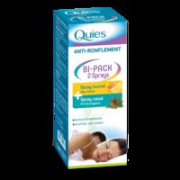 Quies Bi-Pack 2 Sprays buccal et nasale anti-ronflement à  JOUÉ-LÈS-TOURS